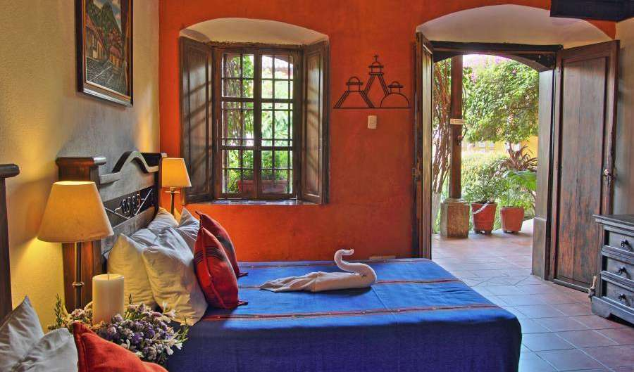 international hotel trends in Antigua Guatemala, Guatemala