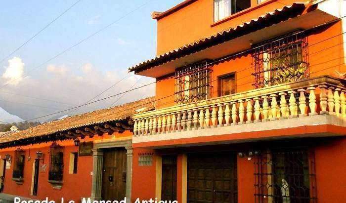 hotels in safe neighborhoods or districts in Antigua Guatemala, Guatemala